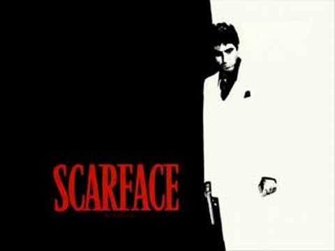 Scarface  Shes on Fire