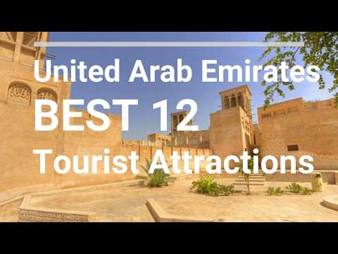 Best Top-Rated Tourist Attractions and Places in the United Arab Emirates /