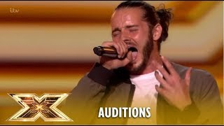 Ricky John: He Was Homeless BUT Now A Father Of TWO Who SHOCKS The World! | The X Factor UK 2018