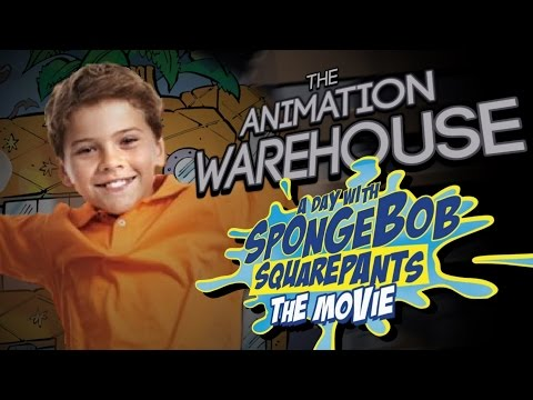 SEARCH: A Day With SpongeBob SquarePants (Feat. BlameitonJorge) The Animation Warehouse
