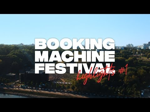 MAY WAVE$, SOULOUD, PORCHY, AMERIQA: Booking Machine Festival 2018 Highlights #1