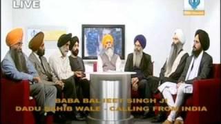 Sant Baba Baljeet Singh Daduwalia speaks about the attack on singhs in Ludhiana
