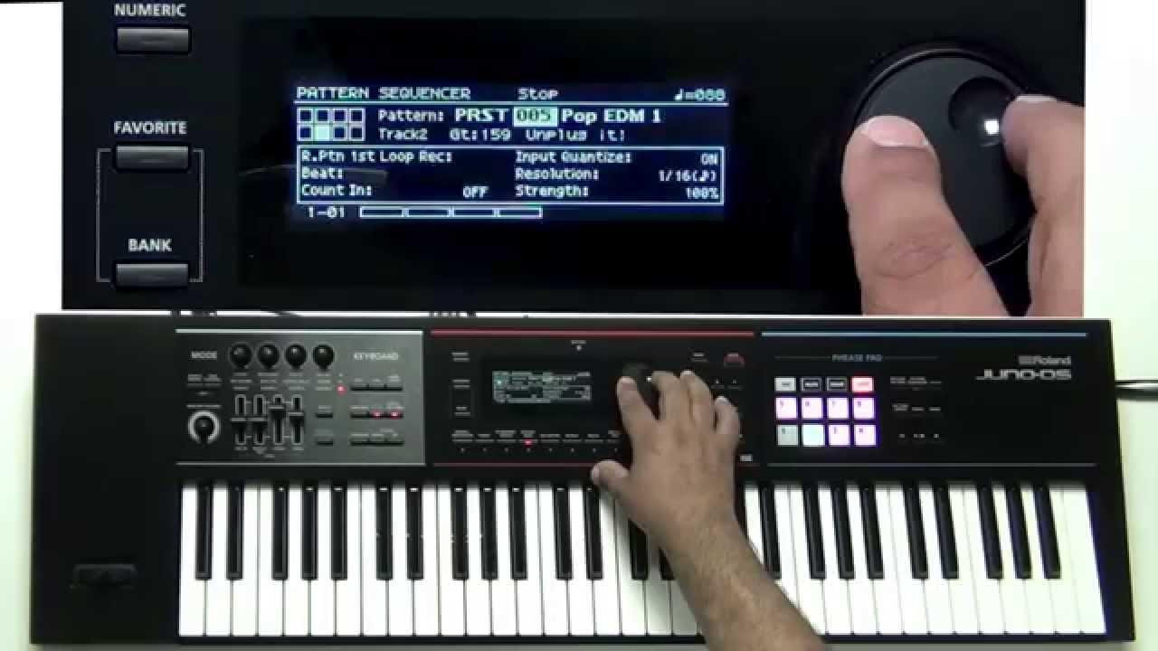 Roland JUNO DS61   Digital Piano Review Guide