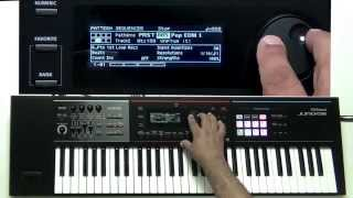 Roland JUNO-DS - Basic Overview