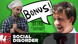 Social Disorder - City Council & Cooking Class Extras! | Rooster Teeth