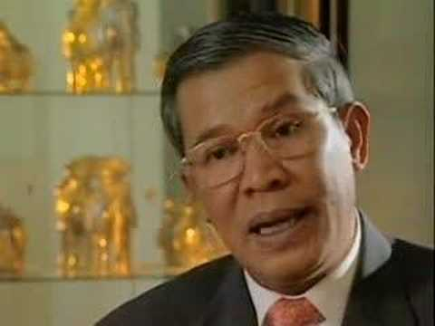 """""""THE LEADERS"""" Interview with Hun Sen 3"""
