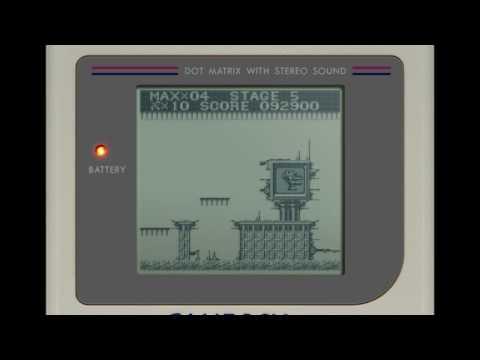 Gameboy HD Walkthrough - The Adventures of Star Saver