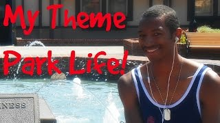 "My YouTube Series ""My Theme Park Life"" COMING SOON!"