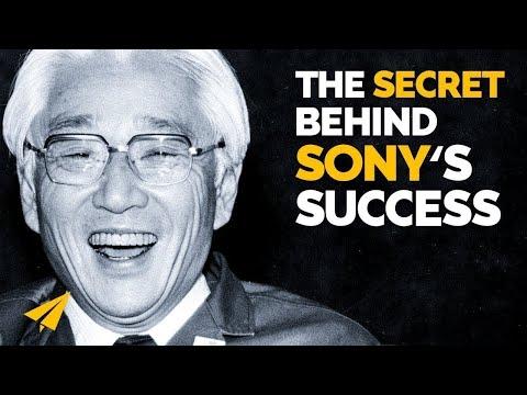 Akio Morita Documentary - Sony's Success Story
