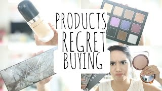 PRODUCTS I REGRET BUYING #9
