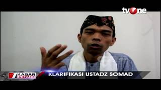 Didampingi Buya Yahya, UAS Kembali Klarifikasi Soal Ceramah Salib