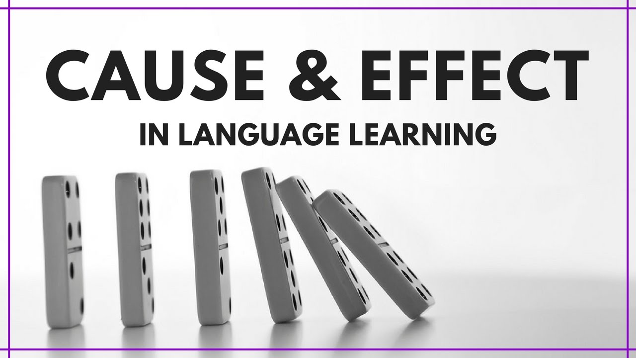 The Cause and Effect of Learning the English Language - Essay Example
