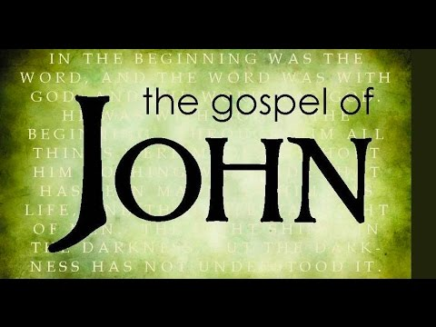 The Gospel of JOHN | Bro.Edward Williams Messages