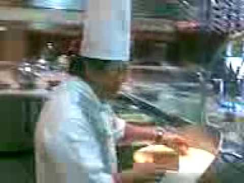 master thai chef at one world hotel malaysia