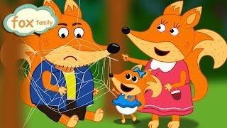 Fox Family en Español Capitulos Completos nuevos | Familia de fox para niños #99