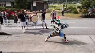 2019 新宮祭  ①【七尾市中島町】9月23日