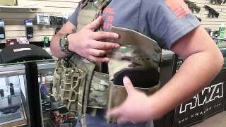 Hot Spot Airsoft: AR500 Armor Plate Overview and Test