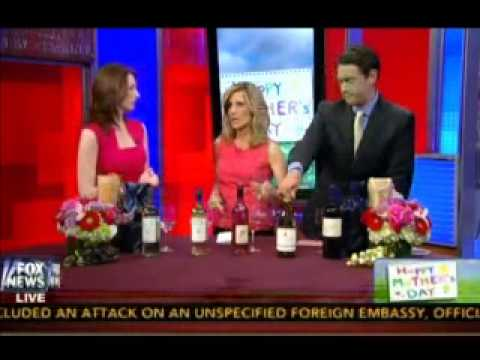 Fox & Friends   Mothers Day Moscato