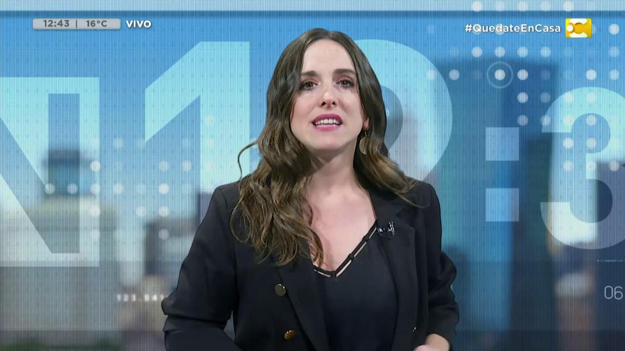 Las Noticias a las 12:30 - 06/08