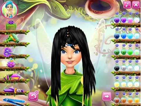 girl games real haircuts pixie hollow real haircuts real hair for 5570 | hqdefault