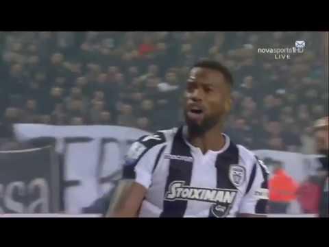 PAOK Passion - ΠΑΟΚ Ολυμπιακός - PAOK - Olympiakos - 10/02/2019 - Varela Matos Vieirinha
