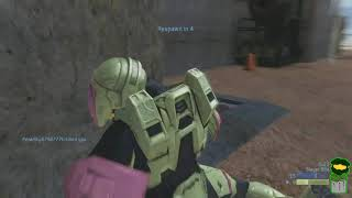 Halo 3 Lone Wolves 50 High Slayer BRs on Pit Stop Commentary COMEBACK