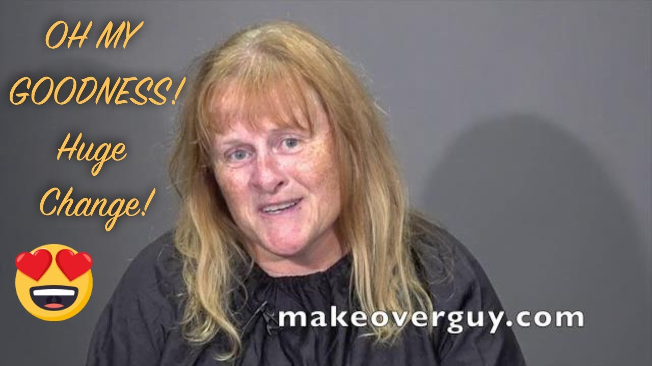 Living the Life And Looking For Love: A MAKEOVERGUY® Makeover
