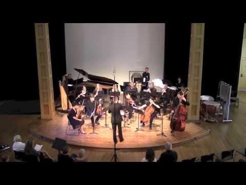 sinfonietta - Tyler Kline - Seattle Metropolitan Chamber Orchestra - June 7, 2014