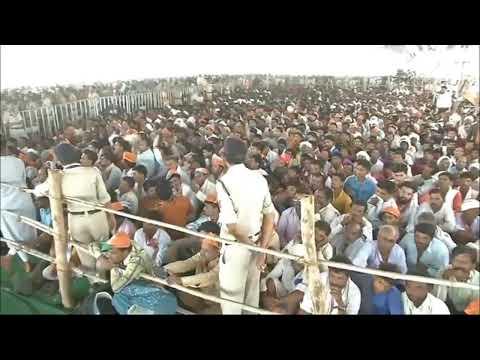 PM Narendra Modi addresses a public meeting in Khandwa, Madhya Pradesh: 12 May 2019