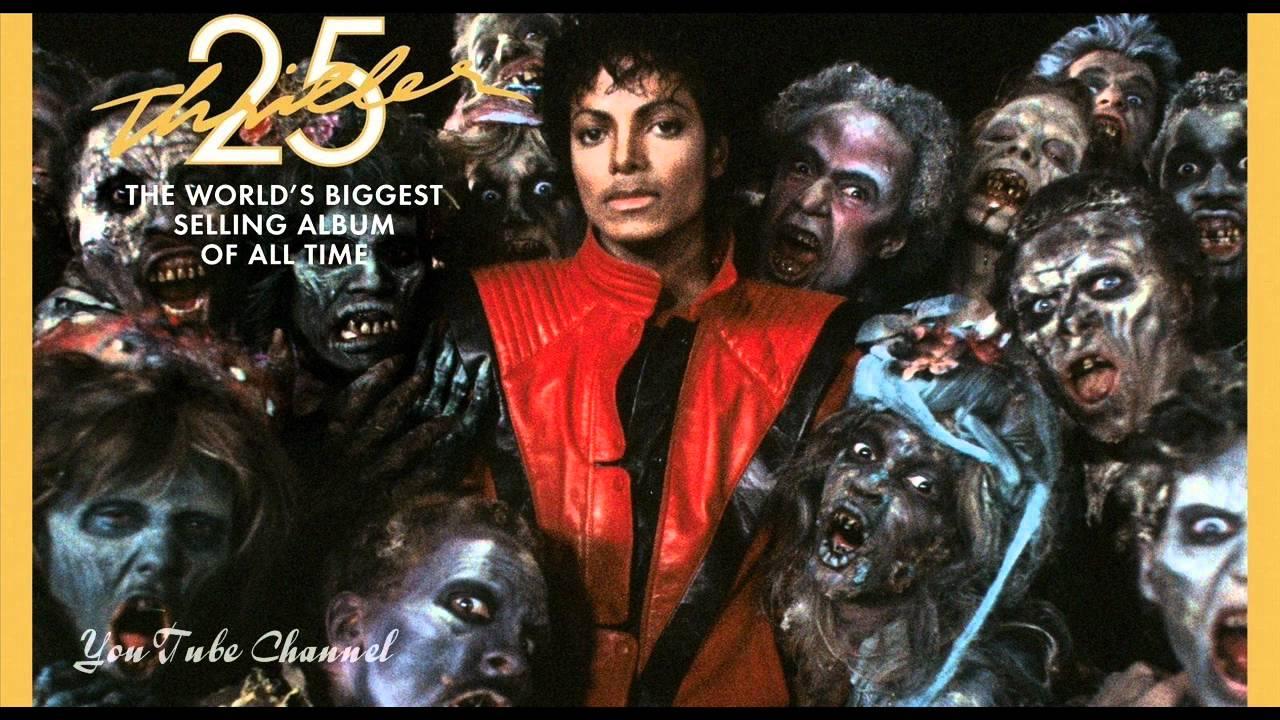 04 thriller michael jackson thriller 25th anniversary