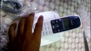 Gigaset A490 unboxing (India)