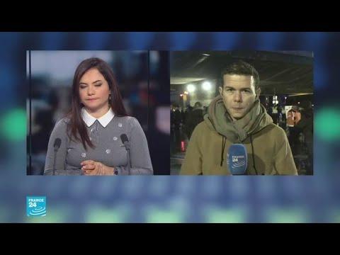 فرنسا: إخلاء مخيم عشوائي للمهاجرين غير الشرعيين في باريس  - 10:55-2019 / 11 / 7