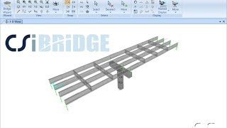 Csibridge - 03 Design Of Steel Girder Bridges: Watch & Learn