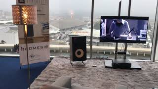 New JBL L100 with control 4 - homesis