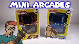 Rampage & Joust Mini Arcades