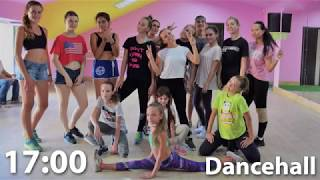 T-Fest - Улети/Day Off 17/Dancehall/Choreography by Dokaeva Victoria
