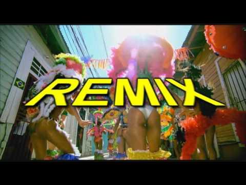 Magalenha  Sergio Mendes DJ Zwat Remix VJ Ballack Remix