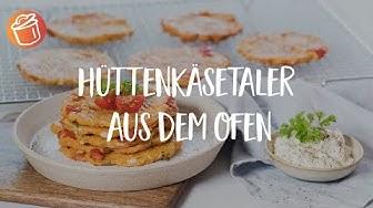 Hüttenkäsetaler aus dem Ofen Rezept: Chochoch mit Muriel