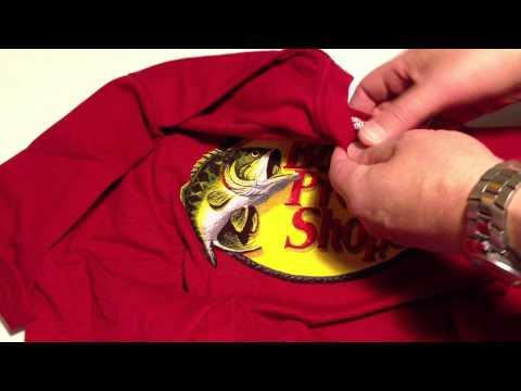 Bass Pro Shops® Fish Woodcut T-Shirt Review
