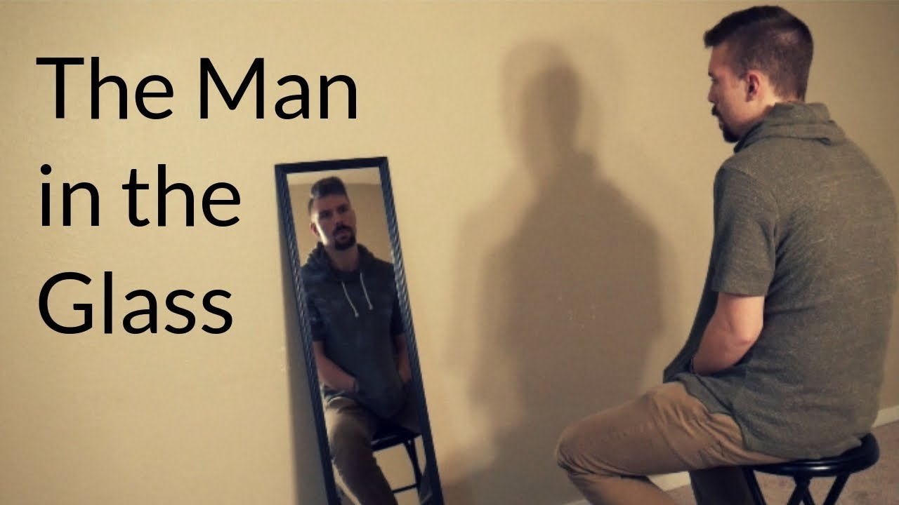 Download The Man in The Glass - poem by Dale Wimbrow