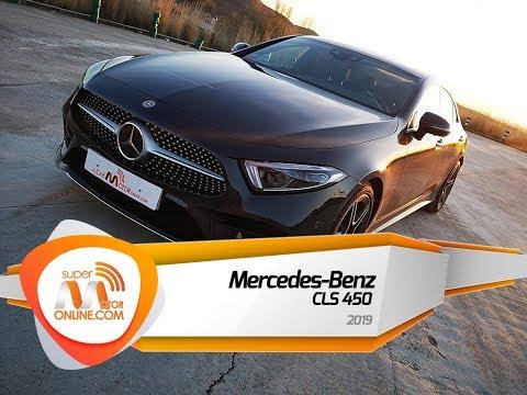 Mercedes Benz CLS 450 2019 / Al volante / Prueba dinámica / Review / Supermotoronline.com