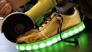 What s inside LED Shoes?