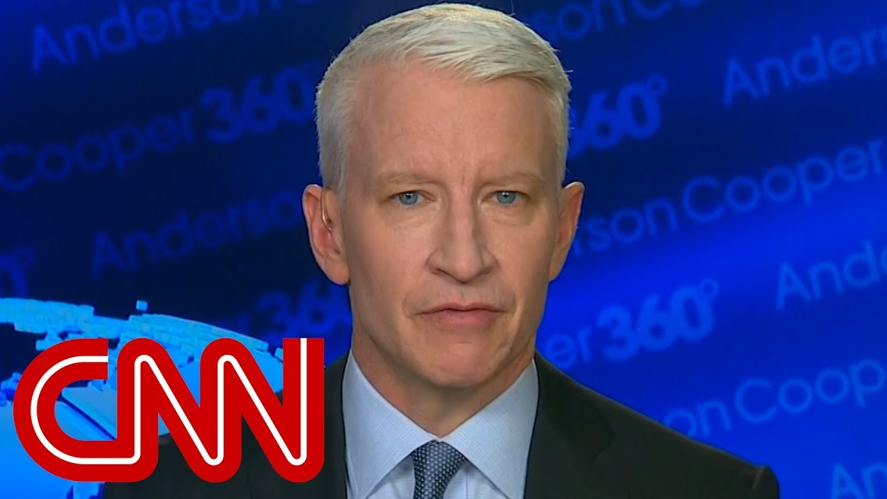 Cooper to Trump: Plunder went out with Genghis Khan