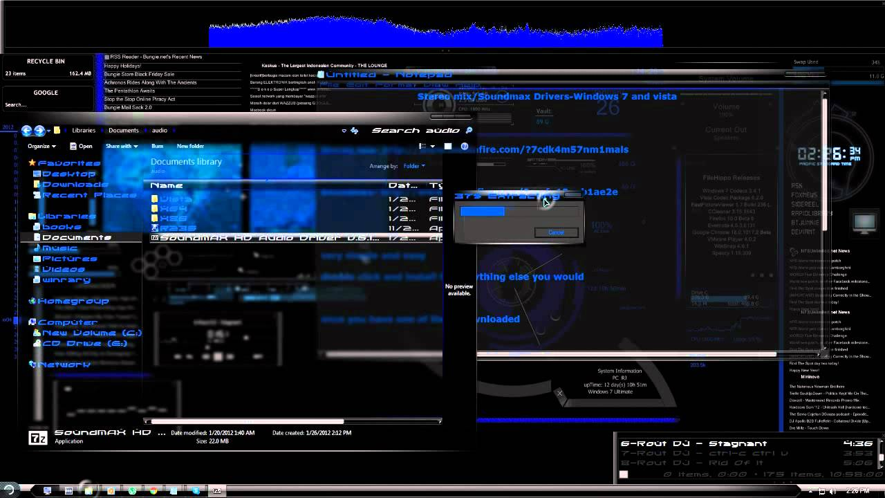 Direct3d Driver For Windows 7 32 Bit Free Download