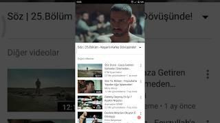 YouTube Go ile internetsiz video izleme