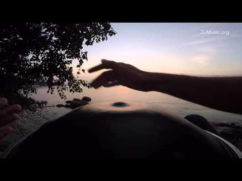 432 Hz HandPan in Thailand - ZuMusic Project