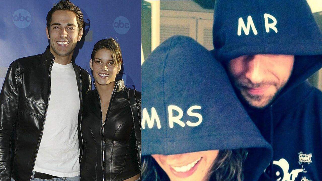 Missy Peregrym ja Zachary Levi aloittaa dating