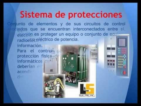 Sistema de protecci n el ctrica youtube - Mejor sistema de calefaccion electrica ...