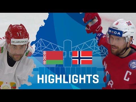 Belarus - Norway | Highlights | #IIHFWorlds 2017