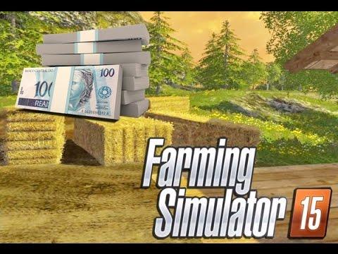 Farming Simulator 2015 - Venda de Feno